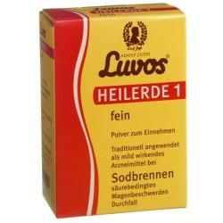Luvos HEILERDE 1 fein 950g