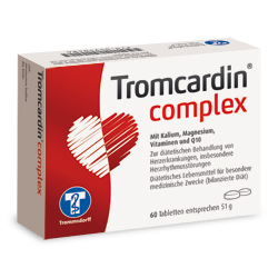 Tromcardin complex Tabletten 60St