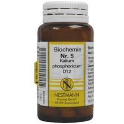Biochemie Nr. 5 Kalium phosphoricum D12 Tabletten 100St