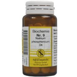 Biochemie Nr. 9 Natrium phosphoricum D6 Tabletten 400St