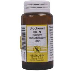 Biochemie Nr. 9 Natrium phosphoricum D12 Tabletten 400St