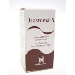 Isostoma S Tabletten 150St