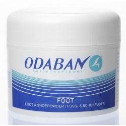 ODABAN ANTIPERSPIRANT FOOT Fuß- und Schuhpuder  50g