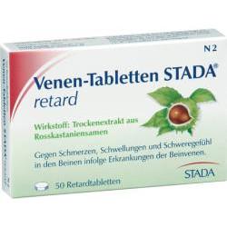 Venen Tabletten Stada retard 20 St