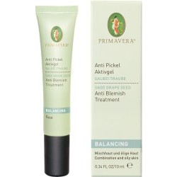 Primavera Salbei Traube Anti Pickel Aktivgel 10ml