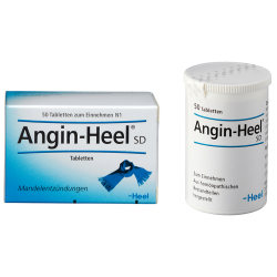 Angin-Heel SD Tabletten 50St