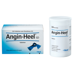 Angin-Heel SD Tabletten 250St