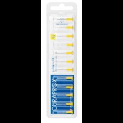 CURAPROX CPS 09 prime Interdentalbürsten, gelb 0,9mm 12St