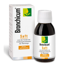 Bronchicum Saft 150ml