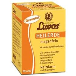 LUVOS HEILERDE magenfein in Beuteln 50St