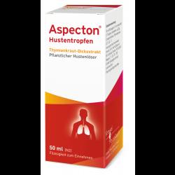 Aspecton Hustentropfen 50 ml