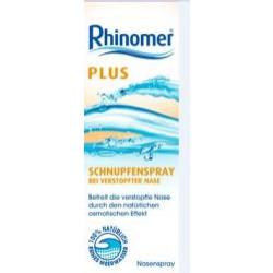 Rhinomer Plus Schnupfenspray 20ml