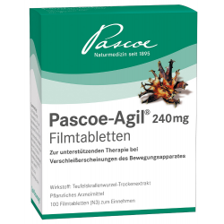 Pascoe®-Agil 240mg Filmtabletten 100 St.