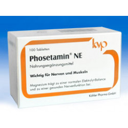 PHOSETAMIN® NE – TABLETTEN  10St