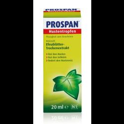 PROSPAN Hustentropfen 20ml