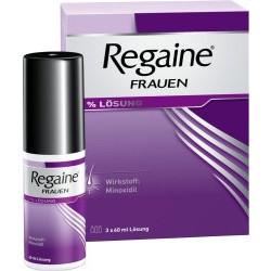Regaine FRAUEN 2% Lösung 3x60ml