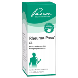 Rheuma-Pasc® SL Pascoe - Mischung 100 ml