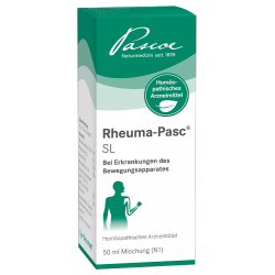 Rheuma-Pasc® SL Pascoe - Mischung 50 ml
