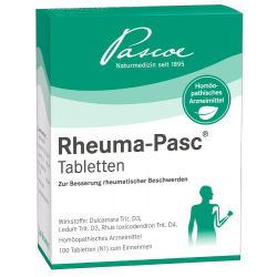 Rheuma-Pasc® Pascoe Tabletten 100 St.