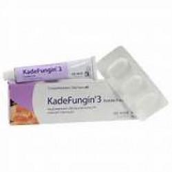 KADEFUNGIN 3 Kombip.20 g Creme+3 Vaginaltabletten