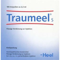 TRAUMEEL S Ampullen 100 St.