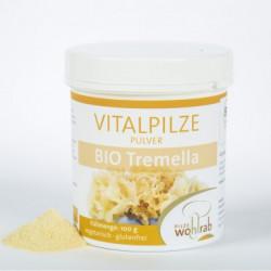 TREMELLA Bio Vitalpilze Pulver 100g