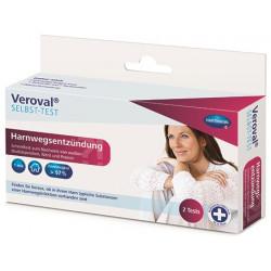 Veroval Harnwegsentzündung Selbsttest 2 Stück