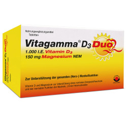 Vitagamma®D3 Duo Tabletten 100 St.