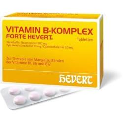VITAMIN B-KOMPLEX FORTE HEVERT Tabletten  200St
