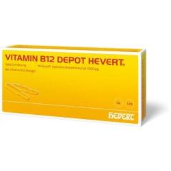 VITAMIN B12 DEPOT HEVERT Ampullen 5x2ml