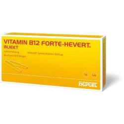 VITAMIN B12 FORTE-HEVERT INJEKT Ampullen 20X2ml