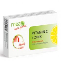 mea Vitamin C + Zink 20 St.