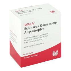 Echinacea Quarz comp. WALA Augentropfen 30 x 0,5 ml