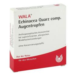 Echinacea Quarz comp. WALA Augentropfen 5 x 0,5 ml