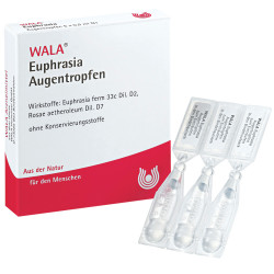 Euphrasia Augentropfen WALA 30 x 0,5 ml