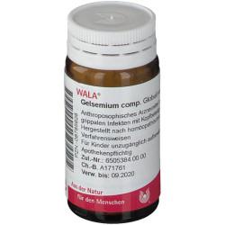 Gelsemium comp. Globuli velati WALA 20 g
