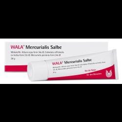Mercurialis Salbe WALA 100 g