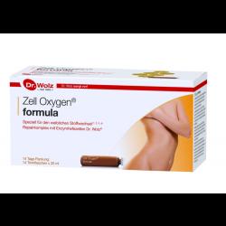 Zell Oxygen formula Dr. Wolz Trinkampullen 14 x 20 ml