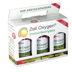 Zell Oxygen® Immunkomplex Kurpackung Dr. Wolz 3 x 250 ml